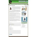 Dog Training Blog Theme (PLR)