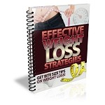 Effective Weight Loss Strategies (PLR / MRR)