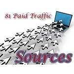 81 Paid Traffic Sources (PLR)