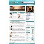 Acne Blog Template (PLR / MRR)