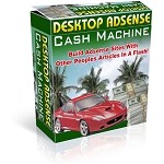 Adsense Cash Machine (PLR / MRR)