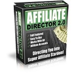 Affiliate Director 2 - Software  (PLR / MRR)