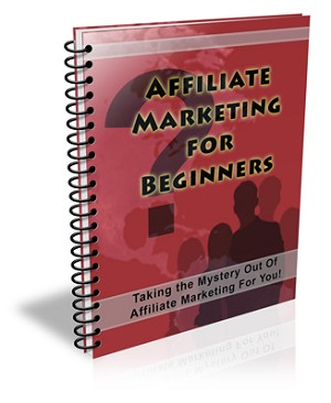 Affiliate Marketing for Beginners Newsletter (PLR)
