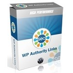 Authority Links Wordpress Plugin PLR (MRR)