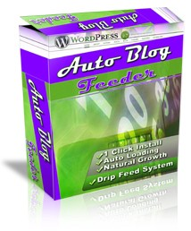 Auto Blog Feeder (PLR / MRR)