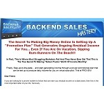 Backend Sales Mastery (PLR / MRR)