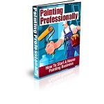 Become A Professional Painter (PLR)