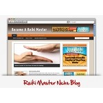 Become A Reiki Master Niche Wordpress Theme (PLR)