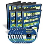 Blogging Made Easy With Wordpress (PLR / MRR)