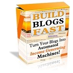 Build Blogs Fast (PLR / MRR)