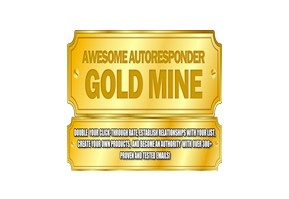 Awesome Autoresponder Gold Mine - Resale Rights Update (RR)