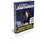 Career In Journalism (PLR / MRR)