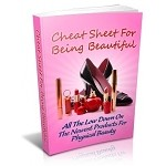 Cheat Sheet For Being Beautiful (MRR)