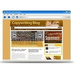 Copywriting Blog Theme (PLR)