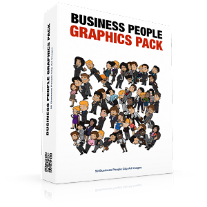 Business People Graphics Pack