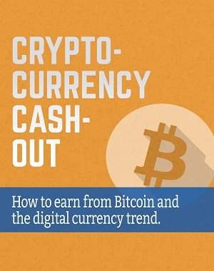 Cryptocurrency Cashout Report & Landing Page - 26 Page Report (MRR)