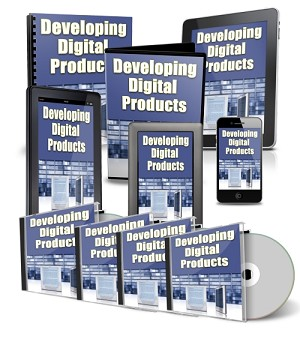 Developing Digital Products - Video Course PLR (MRR)