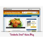 Diabetic Diet Niche Blog Theme PLR (MRR)