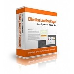 Effortless Landing Pages WP Plugin (PLR)
