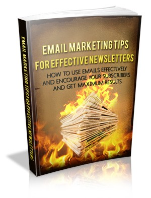 Email Marketing Tips Giveaway (MRR)