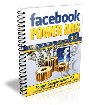 FaceBook Power Ads (PLR / MRR)