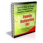 Family Budgeting 101 (PLR )