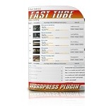 Fast Tube WP Plugin(PLR)