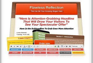Flawless Reflection (PLR / MRR)