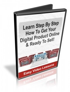 Get Your Digital Product Online And Ready To Sell - PLR