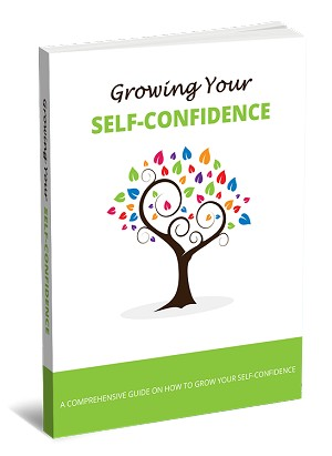 Growing Your Self-Confidence (PLR/MRR)