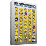High Resolution Smileys Plugin