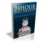 24 Hour Info Product PLR (MRR)