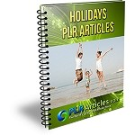 10 Vacation Spending PLR Articles (PLR / MRR)