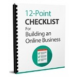 12-Point Checklist (PLR / MRR)