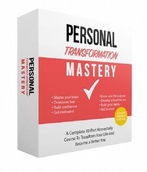 Personal Transformation Mastery (PLR / MRR)