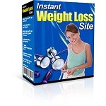 Instant Weight Loss Site (PLR / MRR)