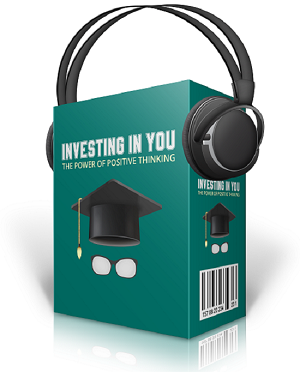 Investing In You The Power Of Positive Thinking (PLR / MRR)