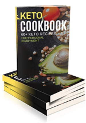 Keto Diet Cookbook (PLR / MRR)