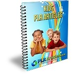 10 Kids Garden PLR Articles (PLR / MRR)