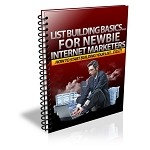 List Building for Newbie Internet Marketers (MRR)