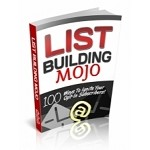List Building Mojo (PLR)