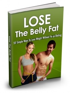 Lose The Belly Fat (PLR / MRR)