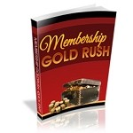 Membership Gold rush (PLR / MRR)