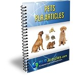 10 Exotic Pets PLR Articles (PLR / MRR)