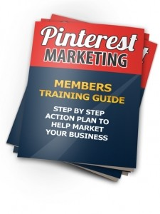 Pinterest Marketing - Training Guide PUO