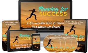 Planning For Success (PLR / MRR)