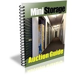Mini Storage Auction Guide (PLR / MRR)