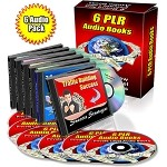 7 Marketing PLR Audio eBooks (PLR / MRR)