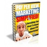 PPV Marketing Simplified (PLR/MRR)