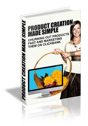 Product Creation Made Simple (PLR / MRR)
